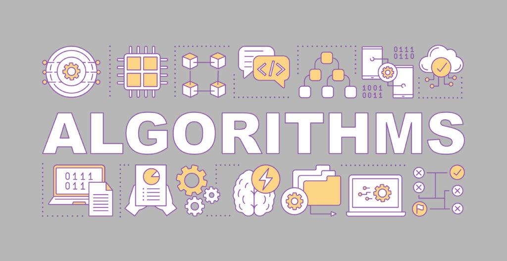 Algorithm graphic